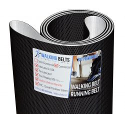 Life Fitness 95T 95TS-DOMLX-0107 Arctric Silver Walking Belt 2ply Premium