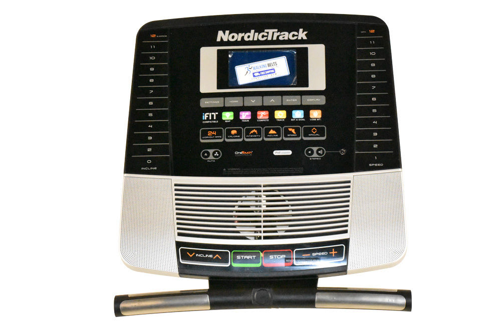 NordicTrack C700 Treadmill Console 249882