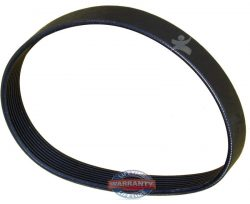Schwinn 830 Treadmill Motor Drive Belt model number: 100402