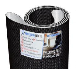 Star Trac Pro 7500 Pro S Leeson DC S/N: AS Treadmill Walking Belt 2ply