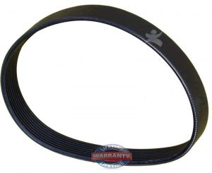 Vision T9450HRT S/N: TM47E TM47F Treadmill Motor Drive Belt