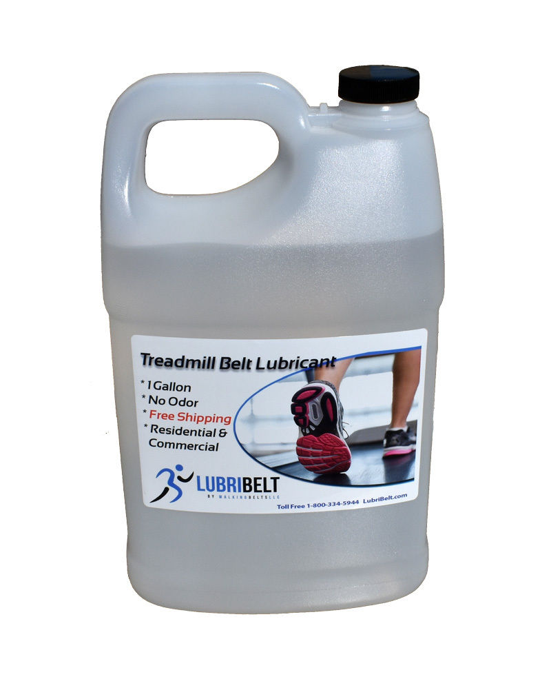 1 Gallon Treadmill Belt Lubricant