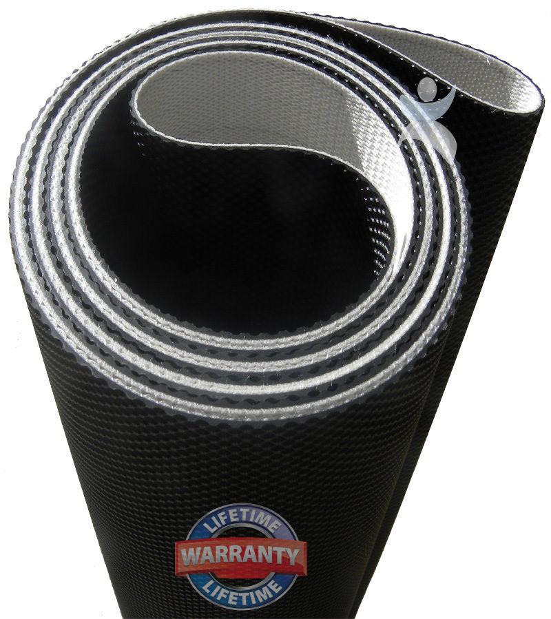 """Custom belt 22"""" x 126.4"""" Treadmill Walking Belt 2ply Premium"""