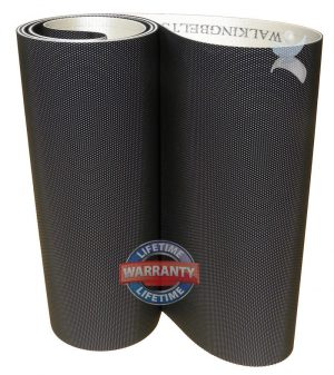 "Custom belt 22"" x 126.4"" Treadmill Walking Belt 2ply Pro"