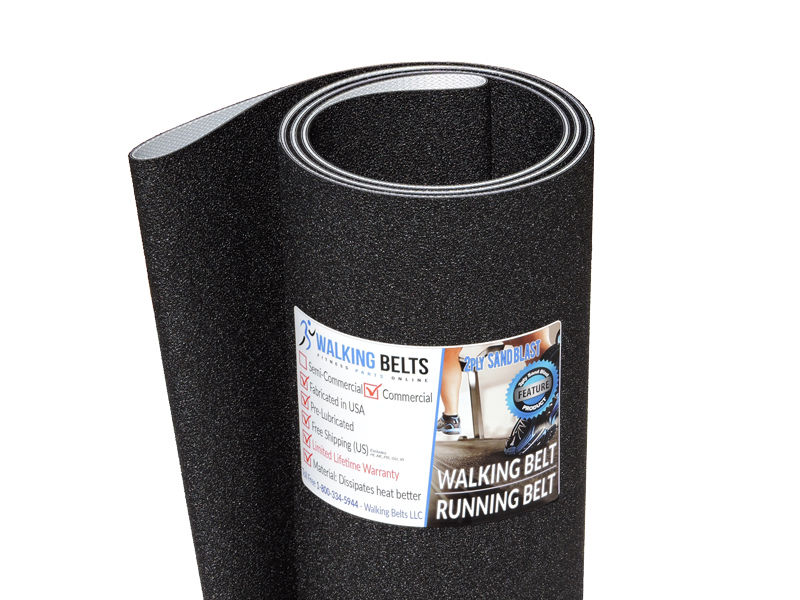 Epic A42T EPTL209120 Treadmill Walking Belt 2ply Sand Blast