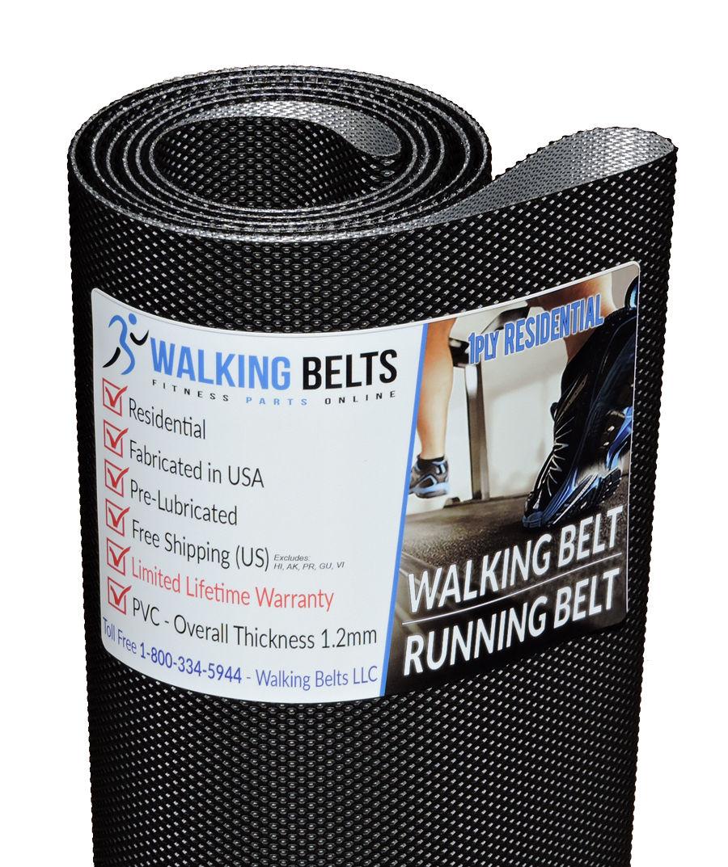 2007 Treadmill Walking Belt Free 1oz Lube Fitness Gear 810T S//N: TM268