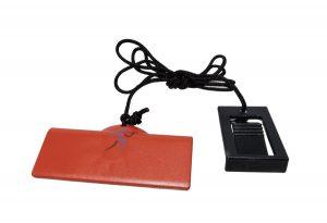 FreeMotion Incline Trainer Basic FMTK7256P-GR9 German Treadmill Safety Key
