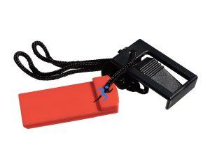 HealthRider 1175 P Treadmill Safety Key HETL62140