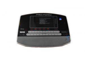 PFTL131150 Proform Premier 1300 Treadmill Console