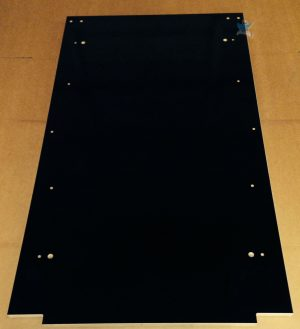 """Replacement Deck for 47.56""""x 23.88""""x 1"""" Treadmill Walking Deck"""