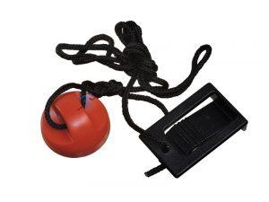 Weslo Black 130 XTB Treadmill Safety Key WBTL136080