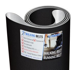 Sole TT8 (588812) (2014) Treadmill Walking Belt 2ply Premium + Free 1 oz. Lube